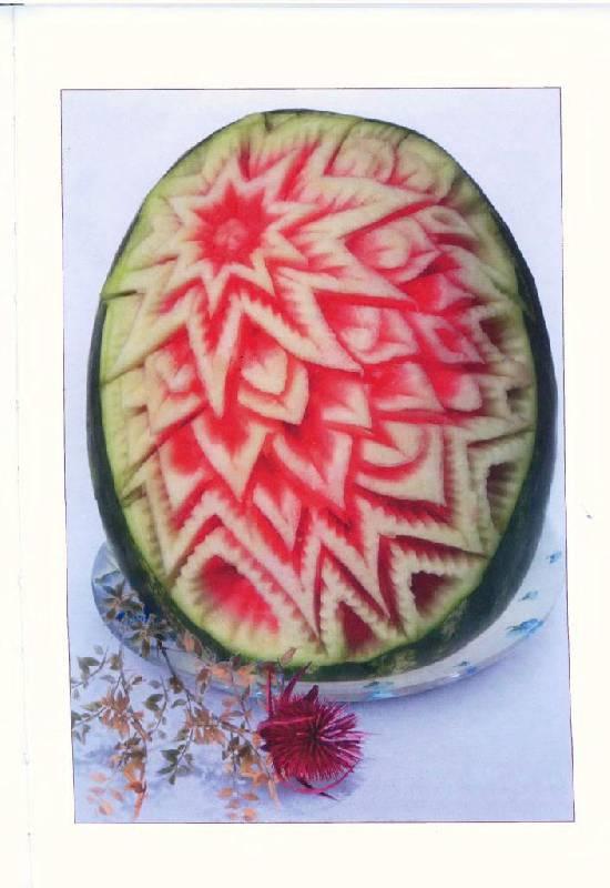 Из 31 для украшения из овощей и фруктов