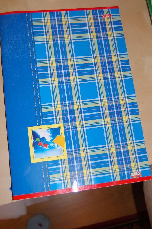 """Иллюстрация 1 из 3 для Тетрадь """"Шотландка"""" 80 листов (80Т4влС3)   Лабиринт - канцтовы. Источник: ИринаИ"""
