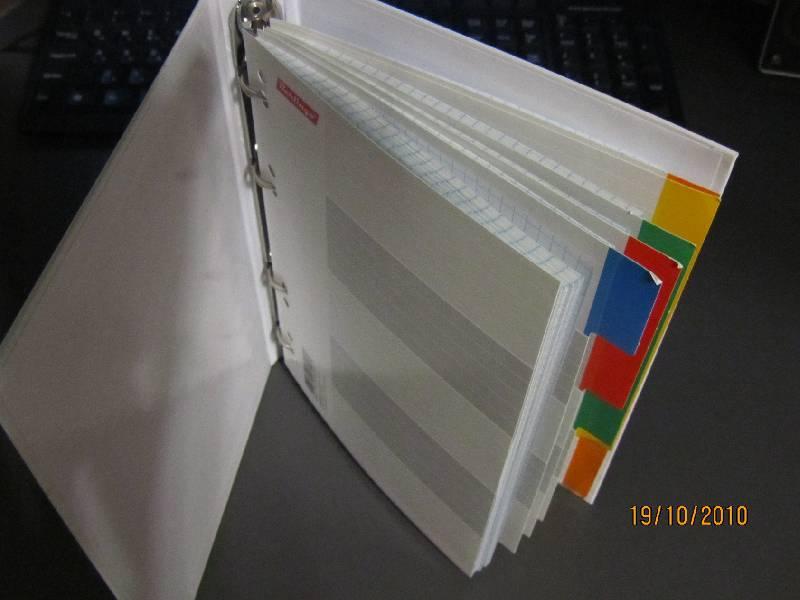 Иллюстрация 6 из 6 для Тетрадь на кольцах со сменным блоком 80 листов (160л) (ПБ802421) Лабиринт - канцтовы. Источник: Оlgа