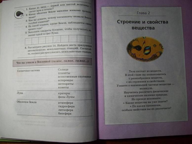 Учебник 5 Класс Природа
