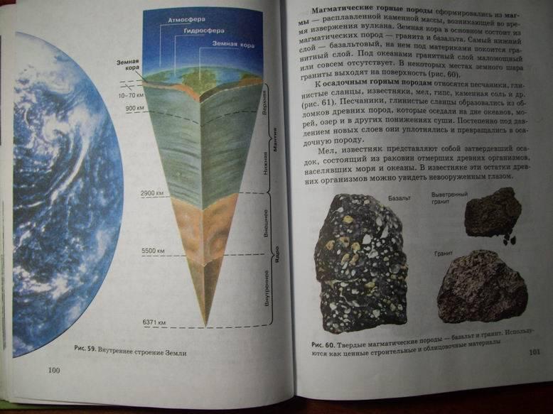Учебник 5 Класс Природоведение
