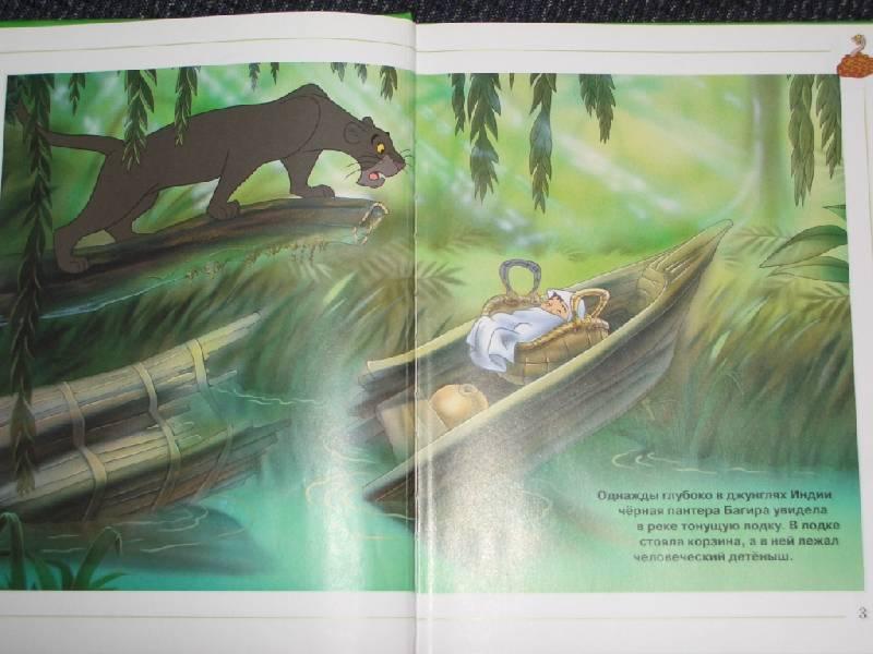 Иллюстрация 1 из 6 для Книга джунглей | Лабиринт - книги. Источник: sher