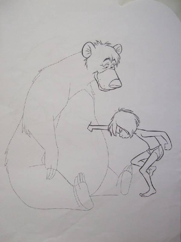 Иллюстрация 1 из 2 для Дисней №  0506 (Книга джунглей)   Лабиринт - книги. Источник: Klyukofka