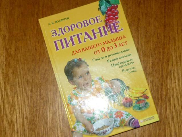 Иллюстрация 1 из 21 для Здоровое питание для вашего малыша от 0 до 3 лет - А.В. Яловчук | Лабиринт - книги. Источник: Бэлла
