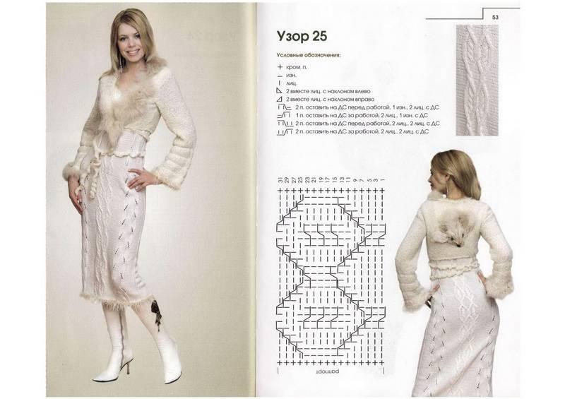 Аранское вязание | Лабиринт -