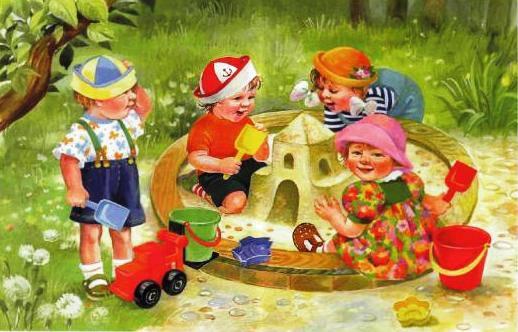 картины для занятий в детском саду заказать, иллюстрации детских книг...