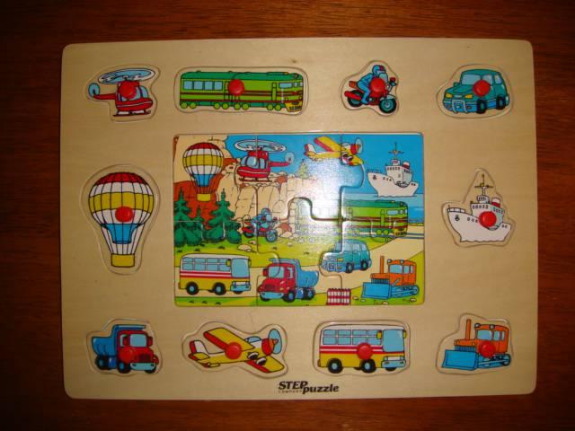 Иллюстрация 1 из 3 для Игра 89602 Веселое лото: Транспорт | Лабиринт - игрушки. Источник: Mashulka
