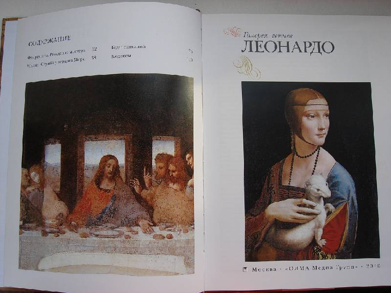 Иллюстрация 1 из 24 для Леонардо - Нина Геташвили | Лабиринт - книги. Источник: С. Ната Ю.