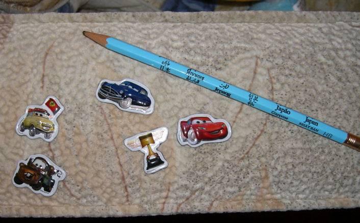 Иллюстрация 1 из 6 для Тачки. Большая гонка. Книга с 3D-магнитами | Лабиринт - книги. Источник: Alina Kim