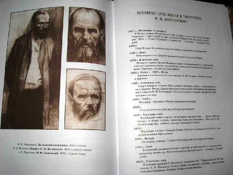 Иллюстрации Идиот.  Бесы - Федор Достоевский.