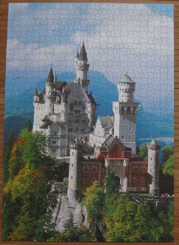 Иллюстрация 1 из 2 для Step Puzzle-1000 79001 Бавария | Лабиринт - игрушки. Источник: Tan