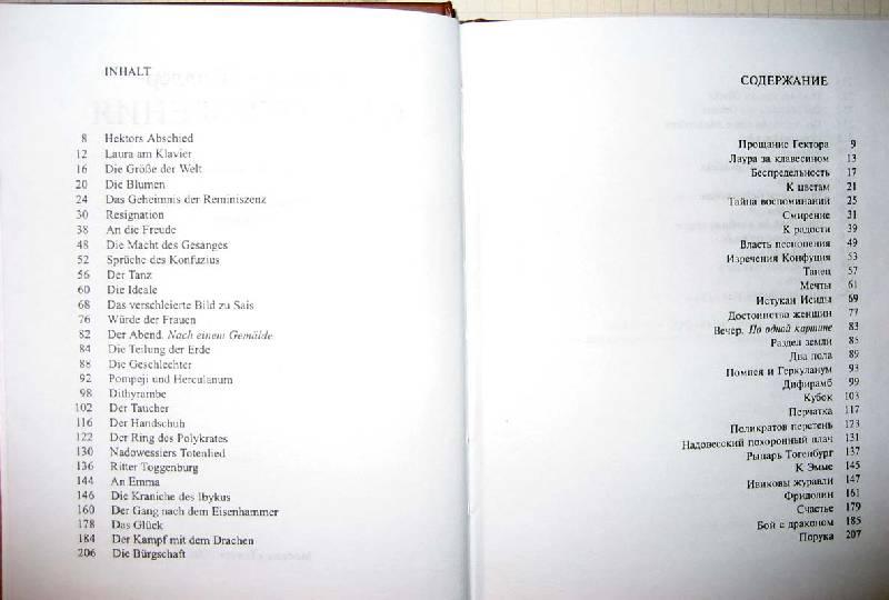 Иллюстрация 1 из 6 для Стихотворения (на немецком и русском языке) - Фридрих Шиллер   Лабиринт - книги. Источник: Galoria