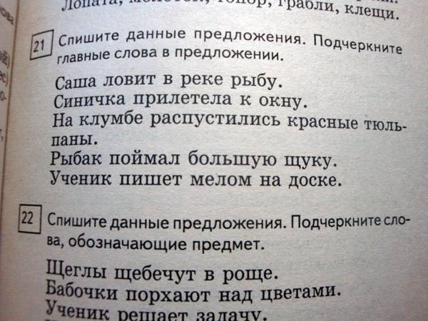 Диктант Для 3 Класса По Русскому Языку