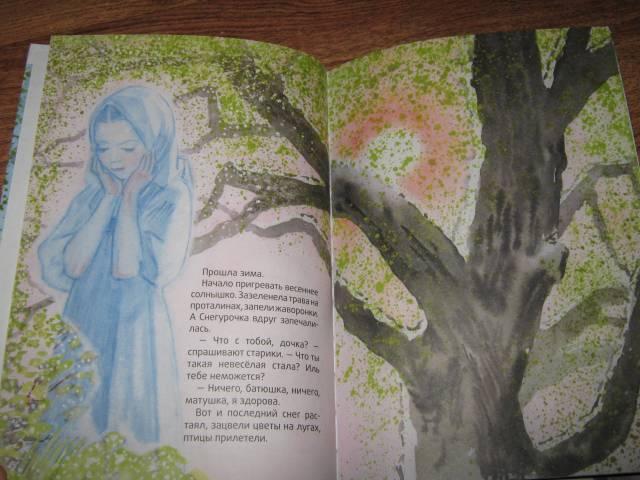 Иллюстрация 20 из 57 для Снегурочка. Русские народные сказки | Лабиринт - книги. Источник: Спанч Боб