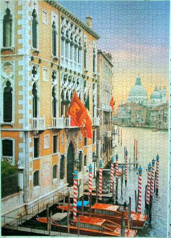 Иллюстрация 1 из 3 для Step Puzzle-2000 Венеция (84017) | Лабиринт - игрушки. Источник: Tan