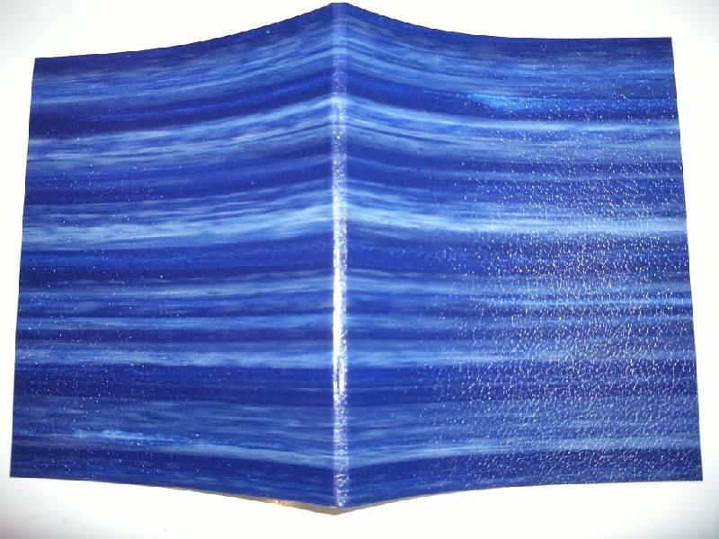 """Иллюстрация 1 из 3 для Тетрадь 48 листов клетка """"Синий мрамор"""" (ТБ5483383)   Лабиринт - канцтовы. Источник: Tiger."""