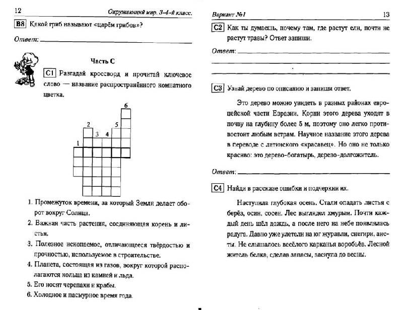 Тесты по олимпиада математике 7 класс с ответами