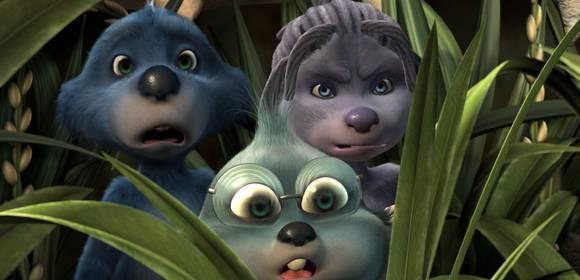 Иллюстрация 1 из 4 для Дух живого леса (DVD) - Рубин, Пена | Лабиринт - видео. Источник: Лимпи