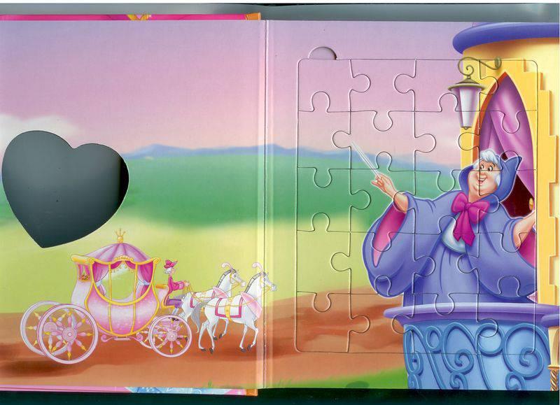 Иллюстрация 1 из 9 для Золушка. Волшебный миг. Мозаика-малышка   Лабиринт - книги. Источник: Рыкова  Алевтина Алексеевна