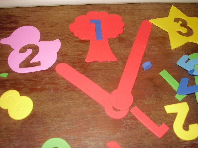 Иллюстрация 1 из 4 для Аква: Часы 30 деталей (083045) | Лабиринт - игрушки. Источник: ИринаС