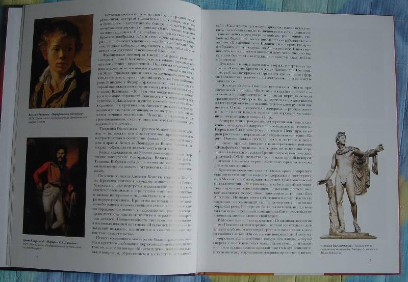 Иллюстрация 1 из 16 для Брюллов - Галина Пикулева | Лабиринт - книги. Источник: Lisafox
