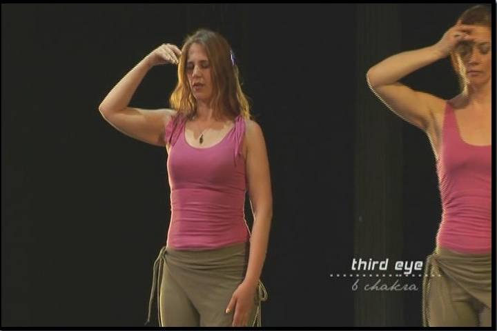 Иллюстрация 1 из 4 для Энергия 7 чакр в танце живота (DVD) - Даршан, Джоссик   Лабиринт - видео. Источник: DeadNK
