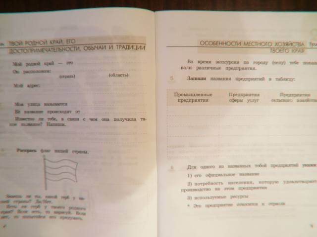 Гдз ответы на экономику рабочая тетрадь 5 класс
