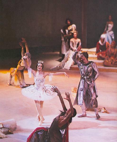 Иллюстрация 1 из 13 для Раймонда: Русский балет (DVD) | Лабиринт - видео. Источник: Mere