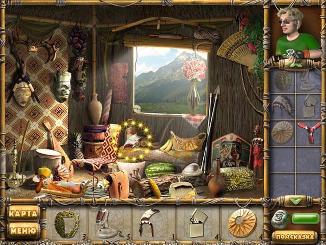 Иллюстрация 1 из 7 для Добрые игры. Остров секретов (CDpc) | Лабиринт - софт. Источник: Лимпи