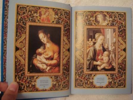 Иллюстрация 1 из 2 для Рождественское Евангелие   Лабиринт - книги. Источник: неправильная пчела