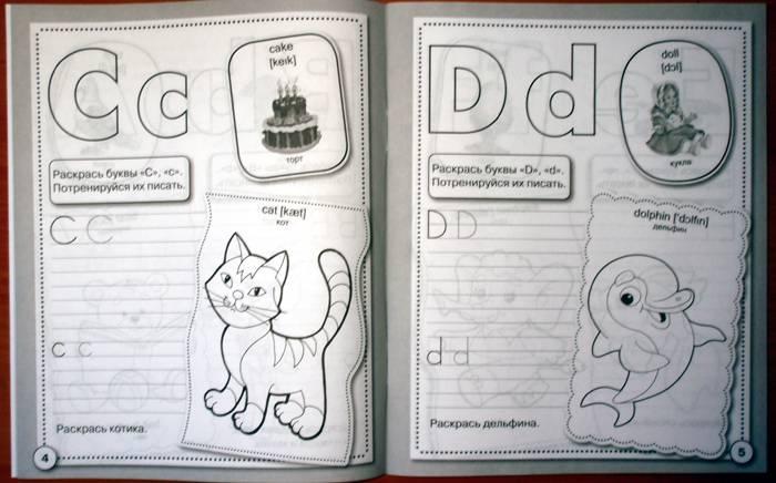 Как пишется по-английски своими руками