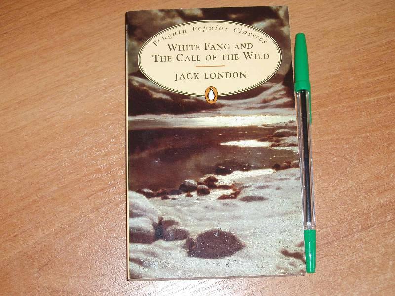 Иллюстрация 1 из 4 для White Fang and The Call of the Wild - Jack London   Лабиринт - книги. Источник: Белая  Лилия