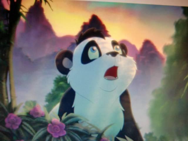 Иллюстрация 1 из 7 для Смелый большой Панда (DVD) - Грег Манваринг | Лабиринт - видео. Источник: Лимпи
