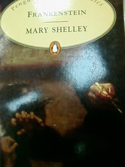 Иллюстрация 1 из 3 для Frankenstein, or the mordern prometheus - Mary Shelley | Лабиринт - книги. Источник: lettrice