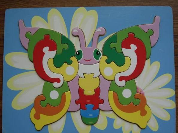 Иллюстрация 1 из 6 для Butterfly (бабочка) (DE30) | Лабиринт - игрушки. Источник: Н.  Анна