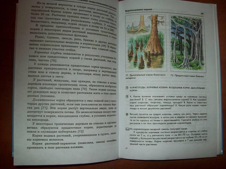 Иллюстрация 30 из 31 для книги биология