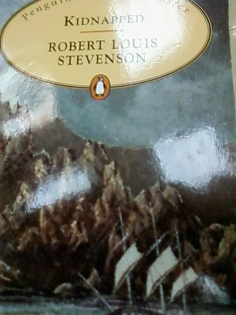 Иллюстрация 1 из 4 для Kidnapped - Robert Stevenson | Лабиринт - книги. Источник: lettrice
