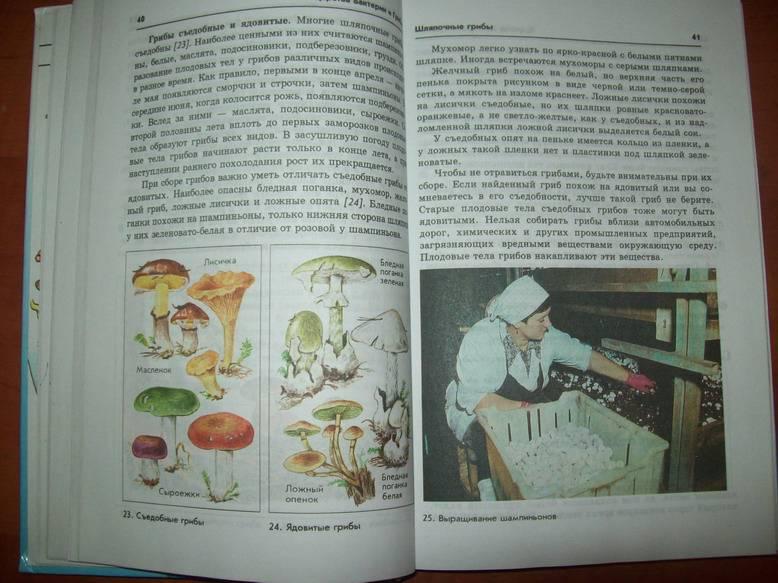 Иллюстрация 24 из 31 для книги биология