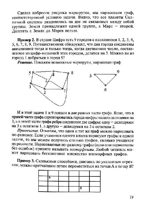 Математика 8 класс решение олимпиада