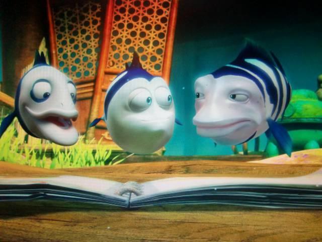 Иллюстрация 1 из 9 для Морская бригада (DVD) - Аун Го | Лабиринт - видео. Источник: Лимпи