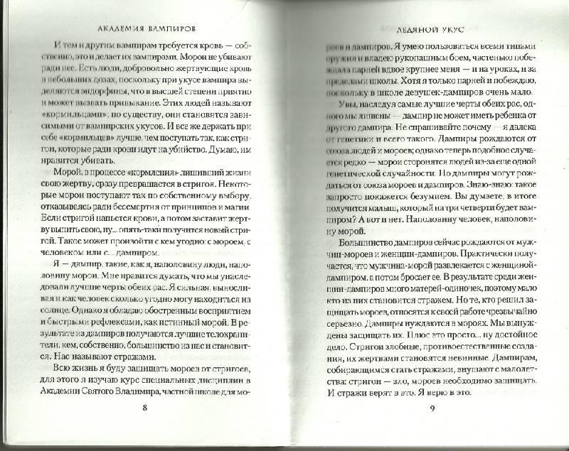 Иллюстрация 1 из 3 для Академия вампиров. Книга 2. Ледяной укус - Райчел Мид   Лабиринт - книги. Источник: Маракова  Дарья
