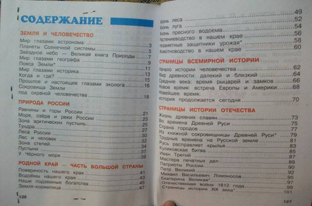 ГДЗ по окружающему миру 4 класс Плешаков, Крючкова