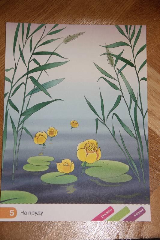 Иллюстрация 22 из 36 для Веселый клоун. Творческие задания для самых маленьких. 9-18 месяцев - Светлана Погодина Лабиринт - книг