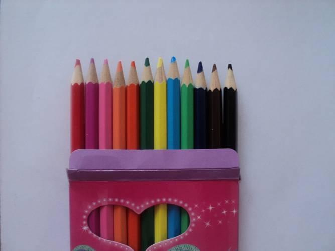 """Иллюстрация 1 из 2 для Карандаши акварельные 12 цветов """"Winx"""" (AK-12/W)   Лабиринт - канцтовы. Источник: Миссис Бонд"""