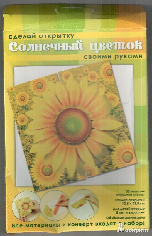 Иллюстрация 1 из 12 для Солнечный цветок | Лабиринт - игрушки. Источник: gabi