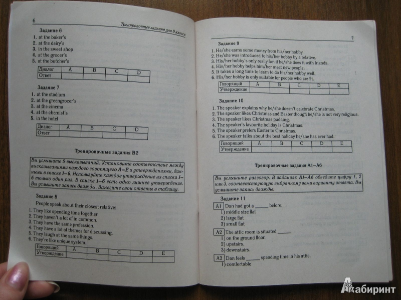 Тесты Гиа 2012 По Английскому Языку