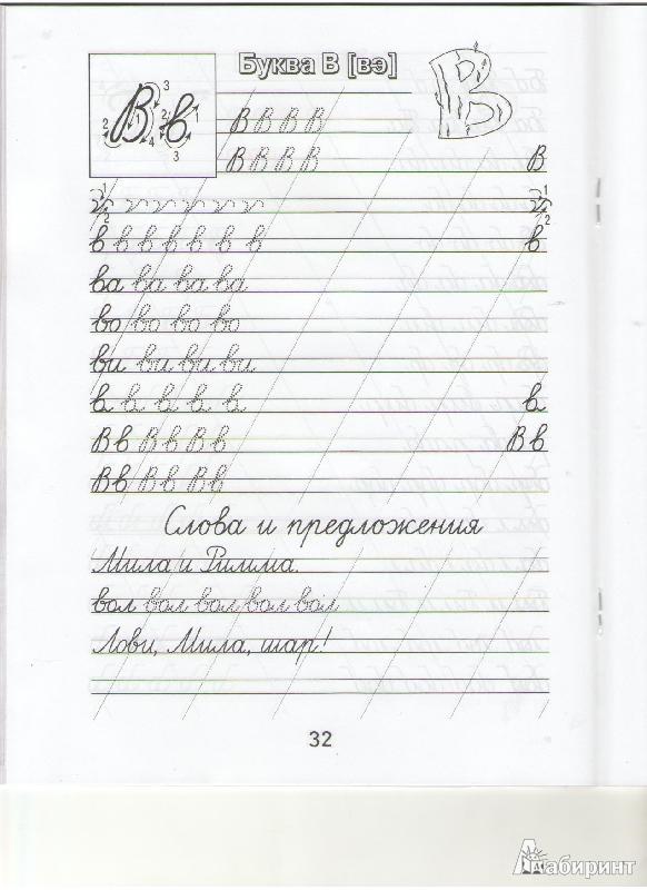 Рисунки для красивого почерка