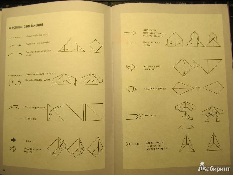 Иллюстрация 7 из 8 для Первые оригами - Миюки Лаца ...: http://www.labirint.ru/screenshot/goods/312306/7/