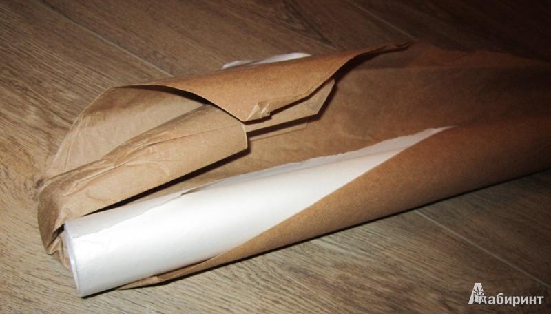 Иллюстрация 1 из 8 для Калька бумажная под тушь 62,5 см х 20 м (715005) | Лабиринт - канцтовы. Источник: OWN