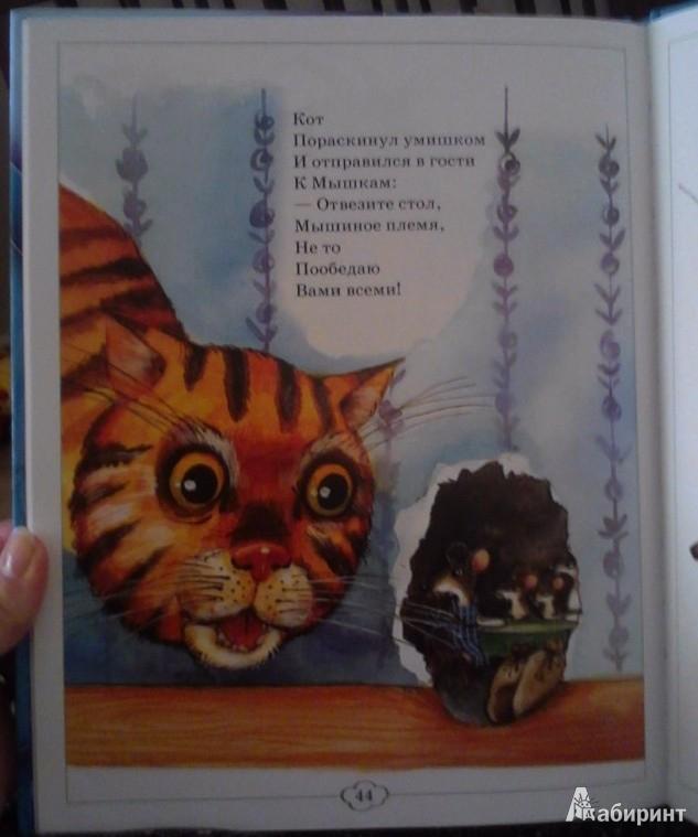 Иллюстрация 1 из 19 для Любимые стихи (+CD) - Борис Заходер | Лабиринт - книги. Источник: Романова  Елизавета Андреевна